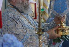 Photo of Архиерейское богослужение в праздник успения святой праведной Анны
