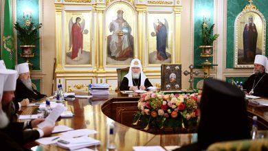 Photo of Послание Священного Синода Русской Православной Церкви епископату, клиру, монашествующим и мирянам в связи с нашедшим в этом году вредоносным поветрием