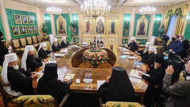 Photo of Священный Синод выразил обеспокоенность общественным конфликтом в Республике Беларусь