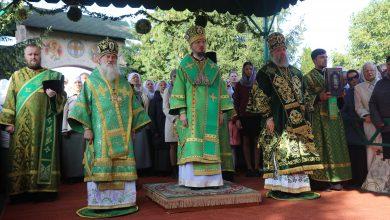 Photo of В Брестской епархии прошли торжества, посвященные прмч. Афанасию Брестскому