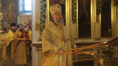 Photo of Архиерейское богослужение в канун Недели 15-й по Пятидесятнице