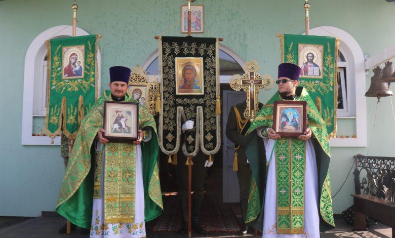 Photo of Архиерейское богослужение в день памяти преподобных Александра Пересвета и Андрея Осляби