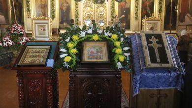 Photo of Архиерейское богослужение в канун дня памяти прав. Симеона Верхотурского