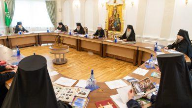Photo of Состоялось очередное заседание Синода Белорусской Православной Церкви