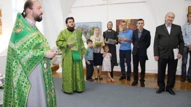 Photo of В художественном музее Брестской Крепости начала свою работу выставка, посвященная блаженной Валентине Минской