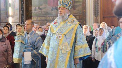 Photo of Архиерейское богослужение в праздник Покрова Пресвятой Богородицы