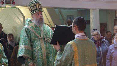 Photo of Архиерейское богослужение в субботу седмицы 20-й по Пятидесятнице